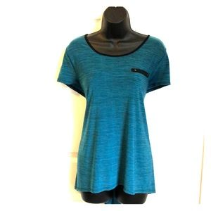 Suzie in the City blue women's XL top